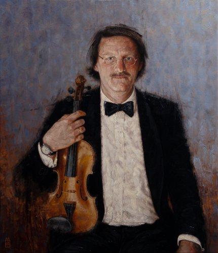 Dick de Graaff, violist