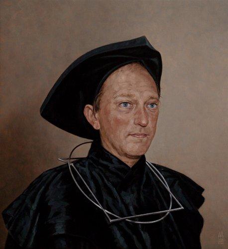 Prof. dr. Douwe J. van Houten ( postuum )