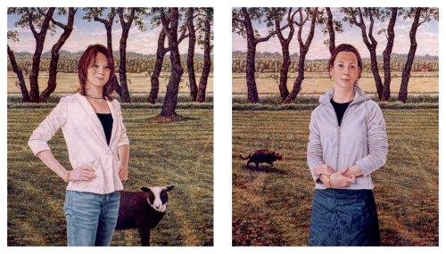 Tweeluik - Tessa en Maaike